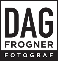 Fotograf i Porsgrunn Skien Grenland – Dag Frogner Logo